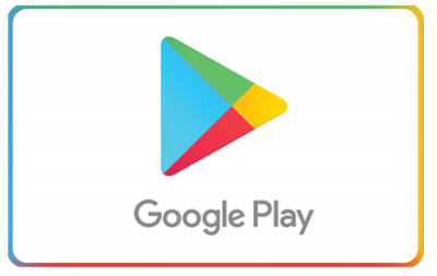 $15 GOOGLE PLAY CARD