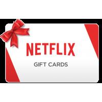 $10 NETFLIX GIFT CARD