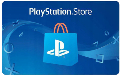 $100 PLAYSTATION PSN CARD