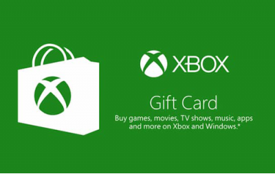 $15 XBOX GIFT CARD